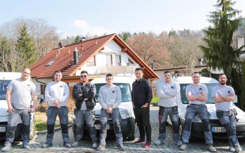 Das Team um Damir Oroslan: Die BBS Technik GmbH