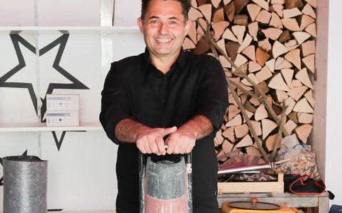 Damir Oroslan gilt als Experte im Betonschneiden und ist mit seinem Team im gesamten Süden Deutschlands im Einsatz.
